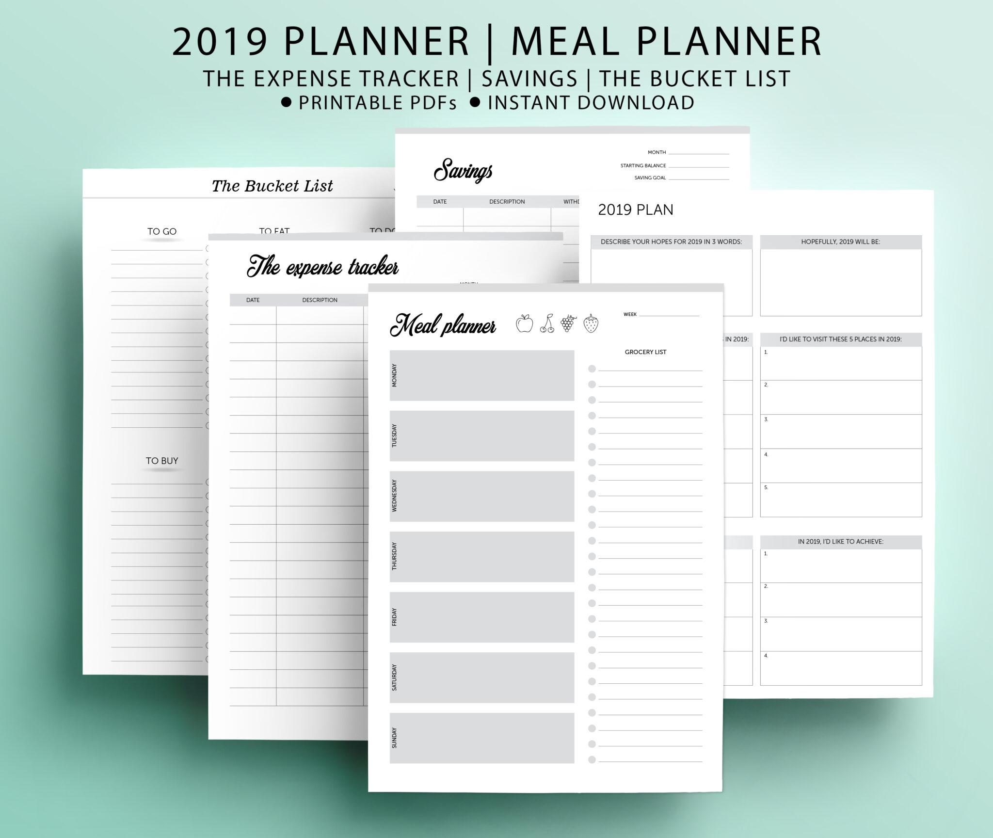 meal planer