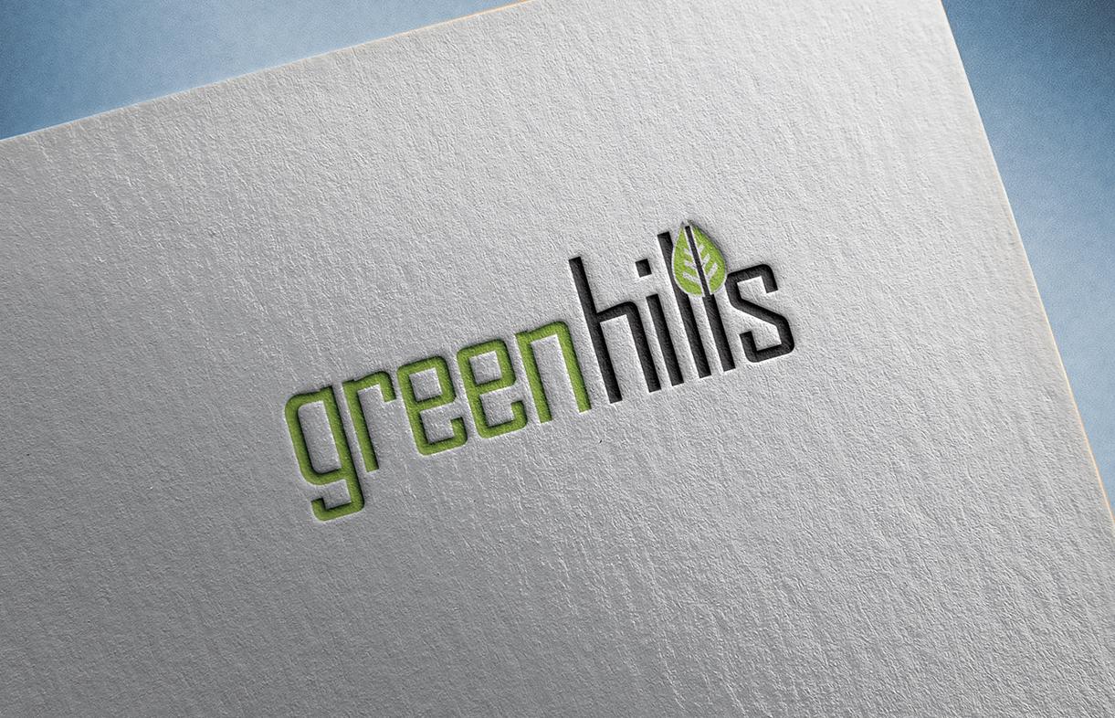 greenhills logo concept